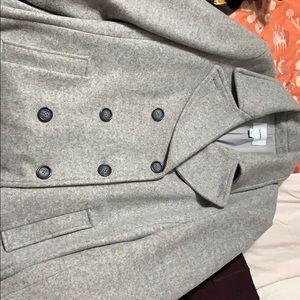 Warm women's coat.